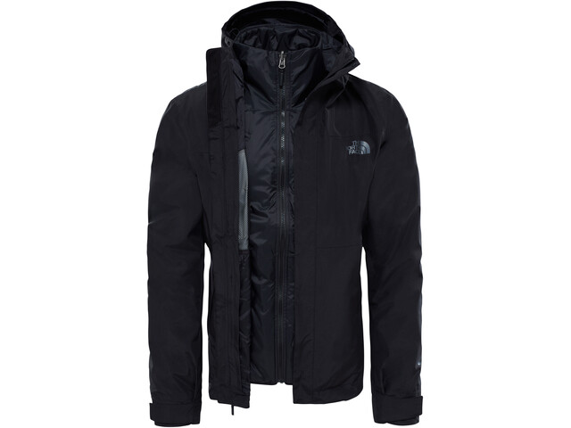 The North Face Naslund 3:1 Triclimate Jakke Herrer, tnf black